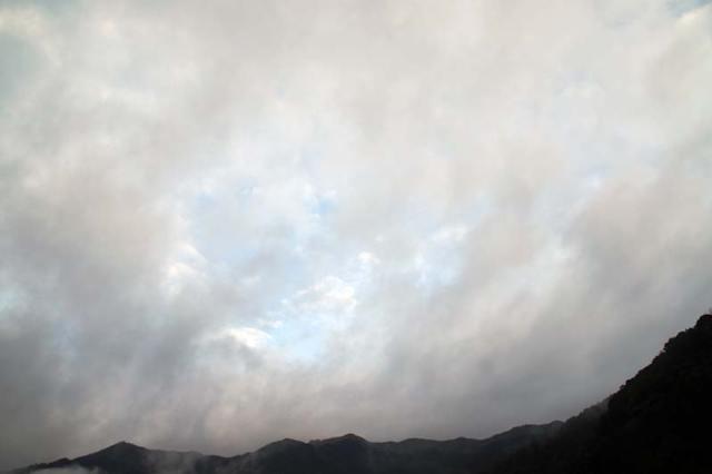 3月2日の空の様子