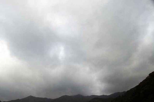 4月2日の空の様子