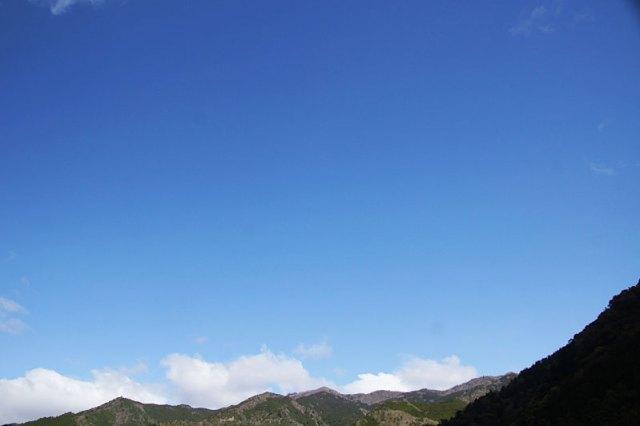 4月19日の空の様子