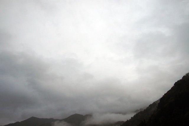 4月20日の空の様子
