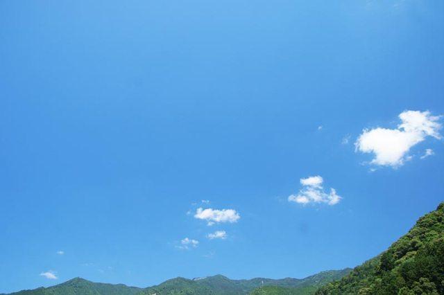 6月23日の空の様子