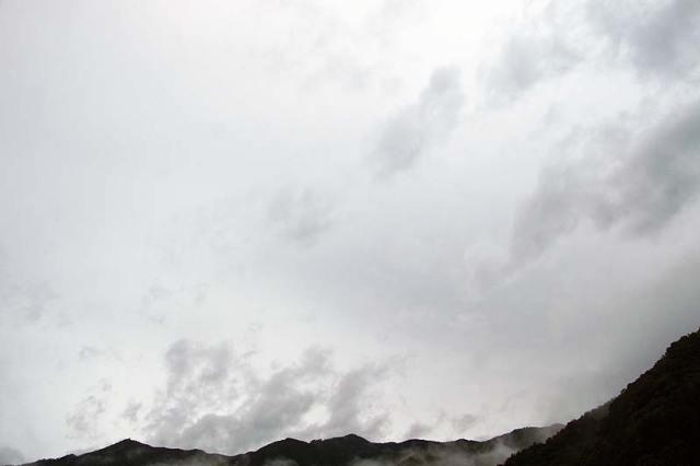7月8日の空の様子