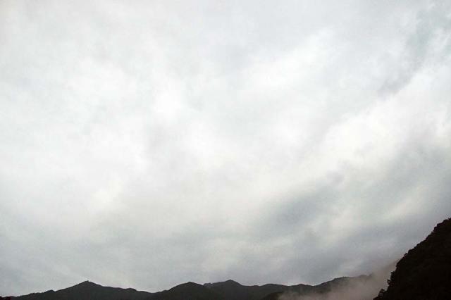 7月13日の空の様子