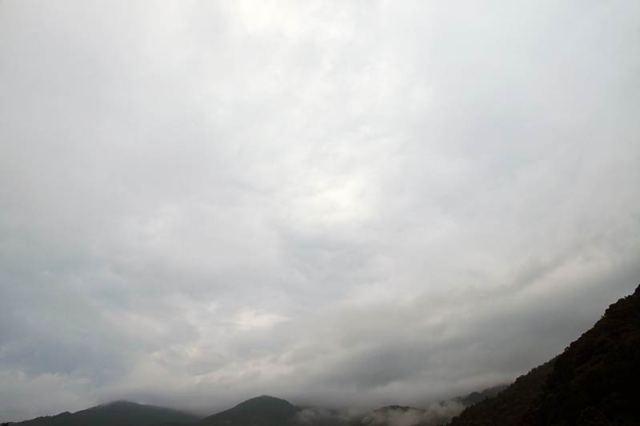 7月24日の空の様子