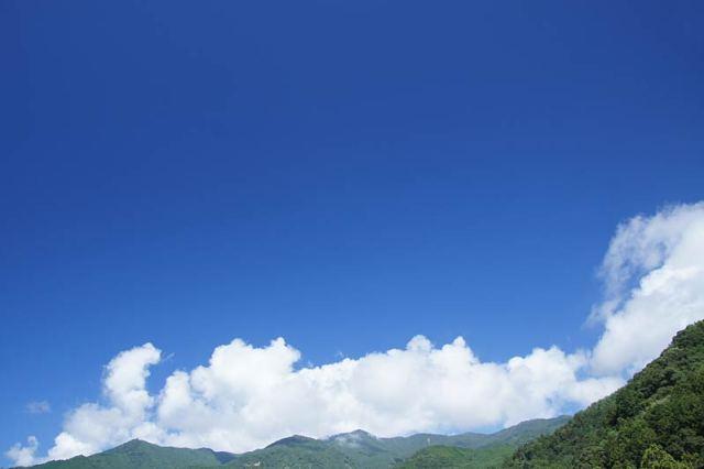 9月5日の空の様子