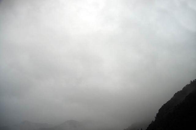 10月10日の空の様子