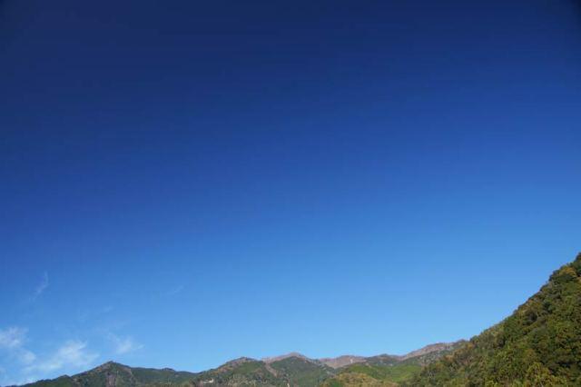 11月26日の空の様子