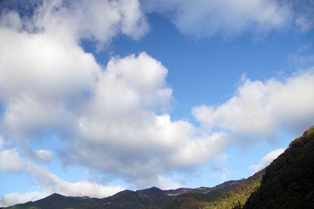 12月3日の空の様子