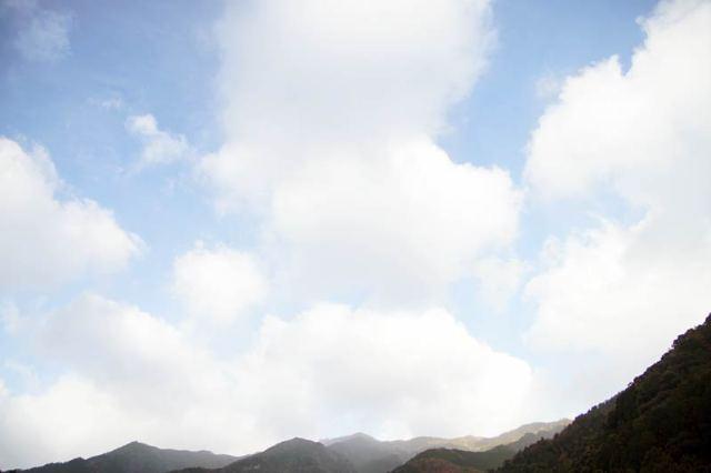 12月15日の空の様子