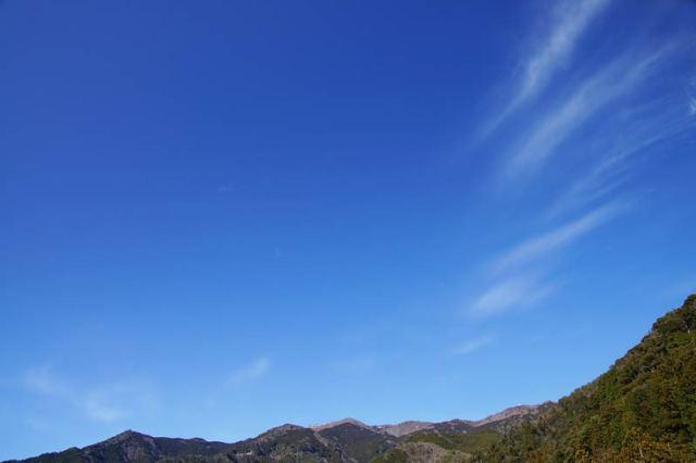 1月4日の空の様子