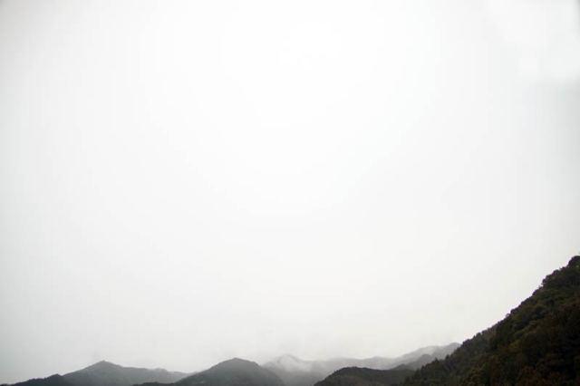 1月12日の空の様子
