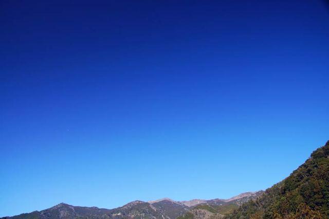 1月15日の空の様子