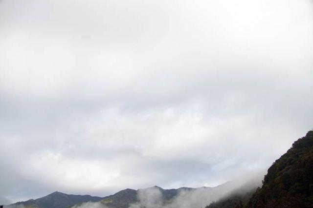 1月26日の空の様子