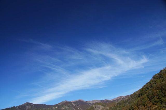 2月5日の空の様子