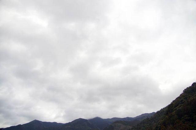 2月28日の空の様子