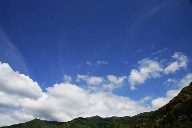 5月14日の空の様子