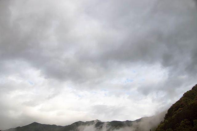 5月18日の空の様子