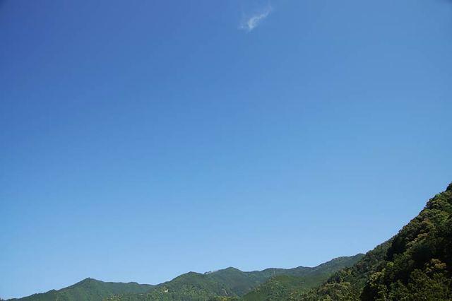 5月30日の空の様子