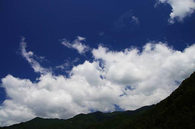 6月16日の空の様子
