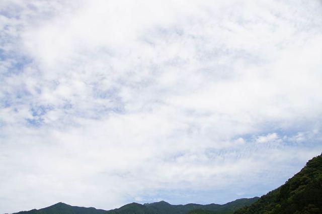 6月21日の空の様子