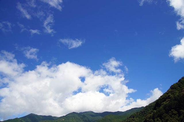 6月29日の空の様子