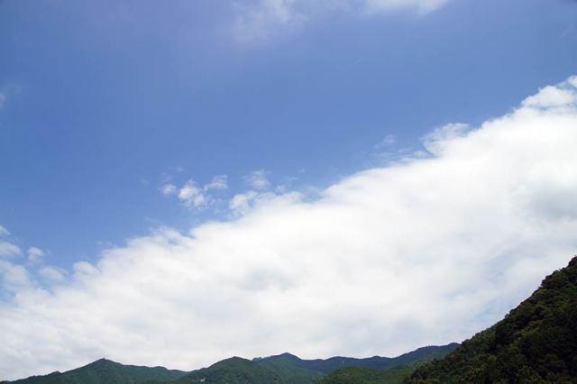 7月26日の空の様子