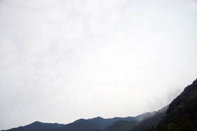 9月13日の空の様子