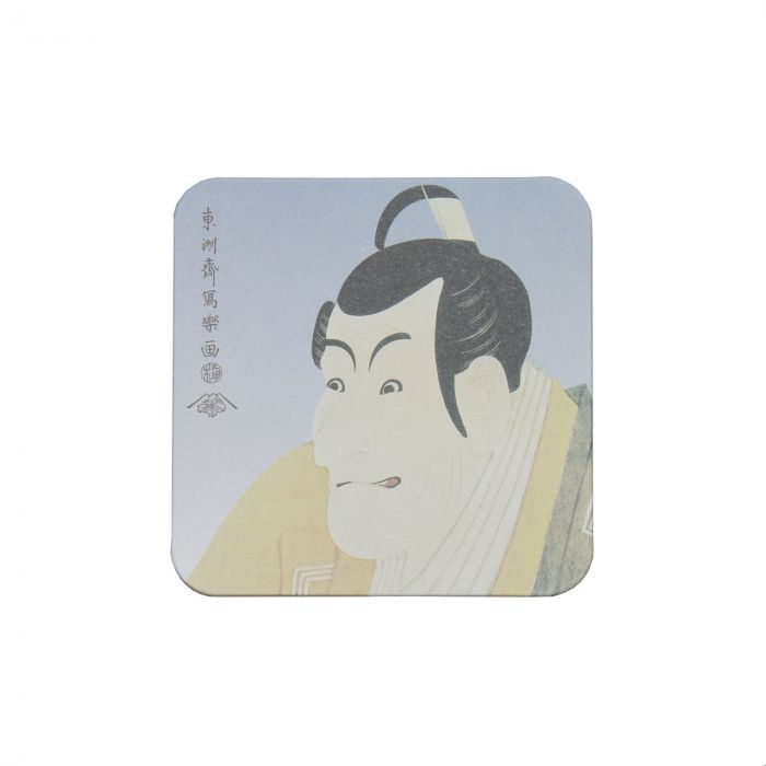 Ukiyoe Coaster Sharaku