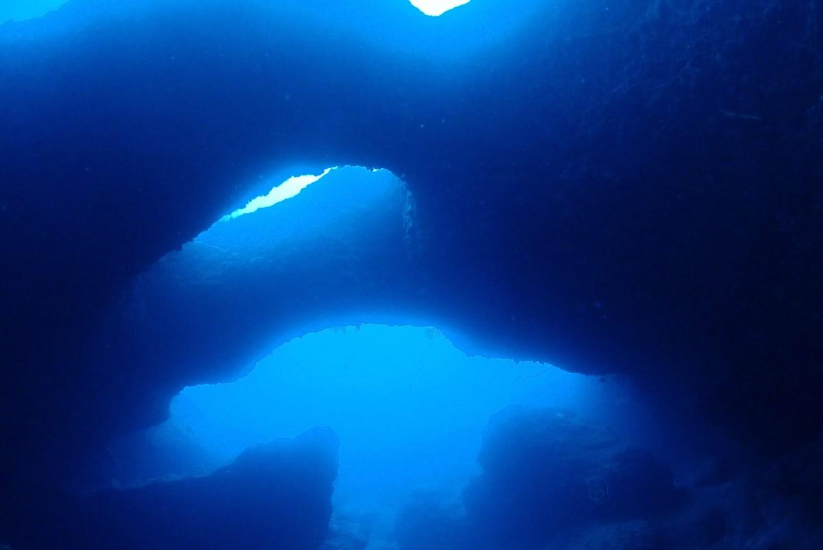 伊良部島方面へファンダイビングに体験ダイビング