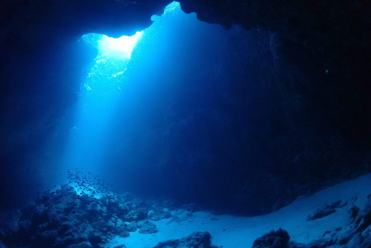 伊良部島方面でファンダイビングに体験ダイビング