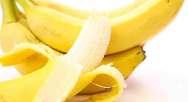 バナナのカロリー・糖質は1本でいくら?栄養素の効果と量について
