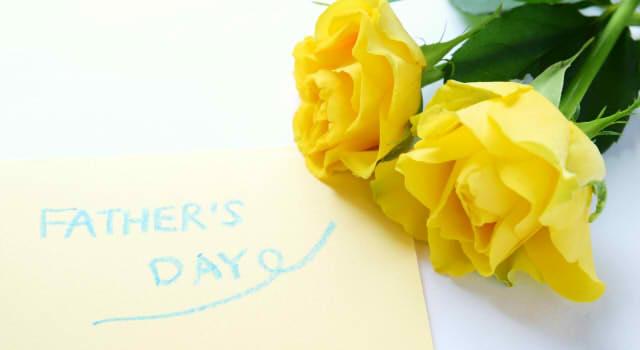 父の日メッセージカードを手作り!簡単で嬉しい作り方アイデア