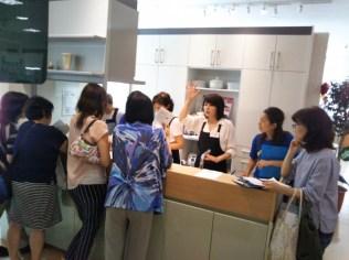 お料理教室も大盛況でした。