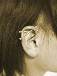 miyawaki bodypiercing industrial cross