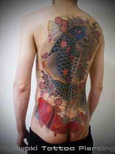 miyawaki tattoo carp