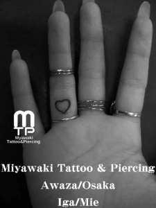 miyawaki tattoo finger