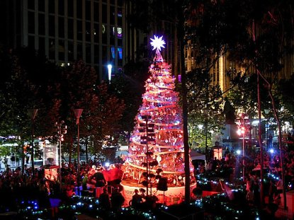 Melbourne-Christmas-tree