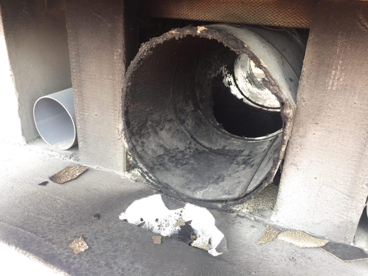Распространённые ошибки при строительстве дымохода