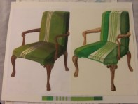 Rendering - Marker & Watercolor