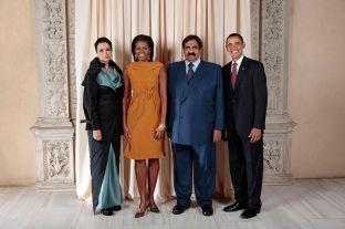 Hamad_Bin_Khalifa_Al-Thani_with_Obamas