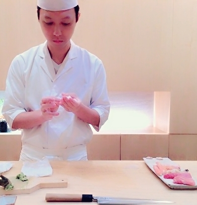 Executive Chef Owner, 実柚 ~みゆ ~ MIYU ~ Finest Japanese Omakase in Singapore at sincere prices. An exquisite sensory experience to remember.