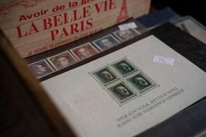 ヒトラーの切手