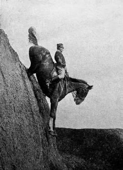 Escuela de caballería italiana, 1906