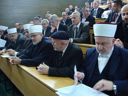 Zasjedanje Sabora Islamske zajednice u BiH