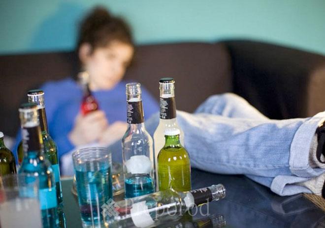 Alkohol: Majka svih zala