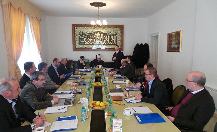 U Sarajevu održan seminar za glavne imame iz bošnjačke dijaspore