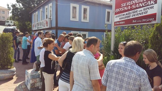 Tradicionalna posjeta Serdivanu, Republika Turska – FOTO