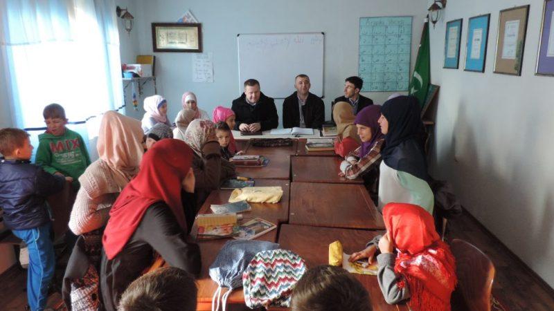 Kontrola rada mekteba na području Medžlisa Islamske zajednice Bijeljina