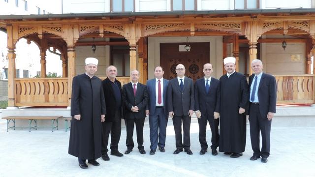 Ambasador Republike Turske posjetio medžlise Islamske zajednice Janje i Bijeljine