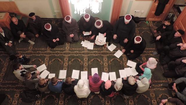 Proučen Mevlud u Atmadža džamiji u Džematu Atmačići